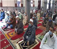 افتتاح 4 مساجد بتكلفة 8 ملايين و855 الف جنيه بكفر الشيخ