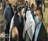 وزيرة الصحة تتفقدمستشفيات شمال سيناء  صور وفيديو