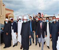 وزير الأوقاف السوداني: مصر تقدمت جدا لأنها نظرت للمستقبل