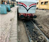 مصدر بـ«السكة الحديد» يوضح حقيقة تصادم قطار برصيف محطة مصر