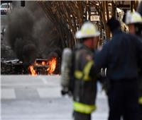 الشرطة الأمريكية تعتقل شخصا عقب انفجار ناشفيل