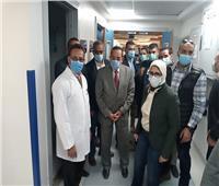 محافظة شمال سيناء في 24 ساعة  أجهزة بلازما و قسطرة ورنين لمستشفى بئر العبد