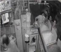 كاميرات المراقبة تكشف لحظة الاعتداء على طفل بالدقهلية  صور