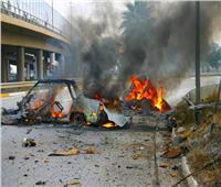 انفجار عبوة ناسفة على رتل تابع للتحالف الدولي بالعراق