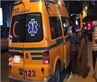 إصابة 3 أشخاص في انقلاب سيارة تابعة لشركة الصرف الصحي بكورنيش النيل