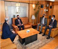 وزير التعليم العالي ومحافظ الفيوم يفتتحان عدداً من المنشآت الجامعية الجديدة