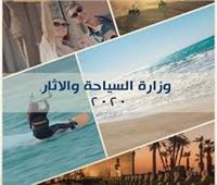 في زمن كورونا   «مليون سائح» حصاد وزارة السياحة في 2020 .. فيديو