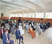 خاص  تفاصيل أول قافلة دعوية مشتركة لأئمة مصر والسودان بالخرطوم