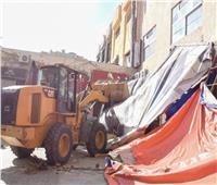 ضبط 70 مخالفة وتحرير 39 محضراً وقضية لمطعم شهير وغلق لمقهى بالإسكندرية
