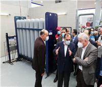 فودة: افتتاح محطة لتموين السيارات بالغاز سيكون لها دور إيجابي بـ«سيناء»