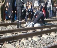 مصرع طفل أسفل عجلات قطار «المنيا»