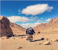 دليل جبل موسى البدوي.. قائد لا يضل الطريق