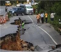 زلزال بقوة 5.7 درجة يضرب جنوب بيرو