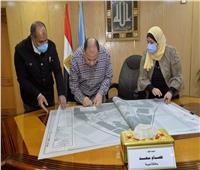 اعتماد المخطط التفصيلي لمدينة أسيوط لضبط منظومة البناء