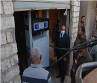 ضبط طلمبة ضخ وخزان به 614 لتر وقود بمنزل في عزبة عبد الرحمن بالمنيا