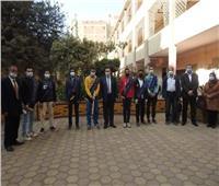 «تعليم المنوفية» تنظم مسابقة دوري المكاتب التنفيذية للمرحلة الثانوية