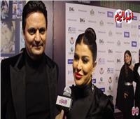 خاص بالفيديو| جومانا مراد وزوجها يكشفان أمنيتهما في 2021