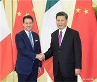 الصين تؤكد أهمية تعزيز التعاون مع إيطاليا