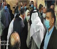 تجهيز مستشفيات العزل ومواقع التطعيم بلقاح كورونا في شمال سيناء