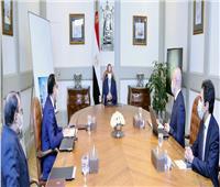 الرئيس السيسي يستعرضالموقف التنفيذي لمشروعات وزارة الإسكان