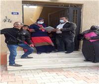 محافظ البحر الأحمر: نقل 29 أسرة من قاطني «عشش البلد» لبديل العشوائيات