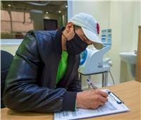رامي رضوان يتبرع ببلازما بعد تعافيه من فيروس كورونا