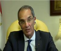 وزير الاتصالات: العاصمة الإدارية الجديدة مدينة ذكية بشكل متكامل.. فيديو