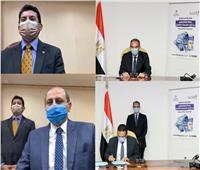 وزيرا الاتصالات والرياضة يشهدان توقيع بروتوكول تنفيذ أنشطة مبادرة «بُناة مصر الرقمية»