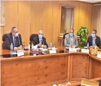 محافظ أسيوط يلتقي بأعضاء مجلسي النواب والشيوخ الجدد لوضع أسس التعاون