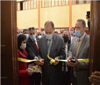 محافظ أسيوط يفتتح المعرض الدائم لتكنولوجيا الصناعة