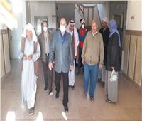 شمال سيناء في 24 ساعة.. تتفقد المستشفى المركزي الأبرز
