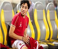أكرم توفيق يحرز أول أهدافه في تاريخه مع الأهلي