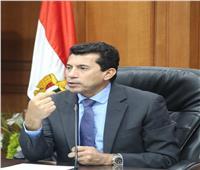 وزير الرياضة: نجهز خطة ترويج لمونديال اليد تليق بمصر