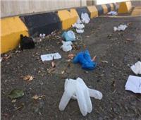 أنشطة فعلتها وزارة البيئة للسيطرة على مخلفات فيروس كورونا