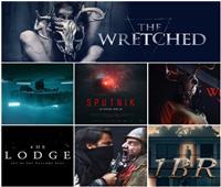 فيديو جراف| أفضل أفلام الرعب السنيمائية لعام 2020