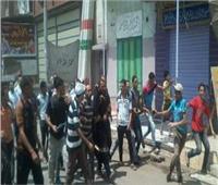 إصابة 4 أشخاص في مشاجرة بين عائلتين بقرية «قصر هور» بالمنيا 