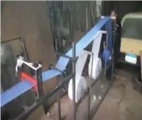 ضبط 5 أشخاص يديرون مصنع «بير السلم» للكمامات بالغربية