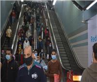 «المترو»: تحرير  1472 محضر «عدم ارتداء كمامة» في حملة تفتيشية| صور