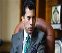 وزير الرياضة يجتمع بلجنة إدارة الزمالك بحضور مرشح جديد