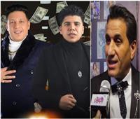 خاص بالفيديو| أحمد شيبة يكشف كواليس توسطه للصلح بين بيكا وعمر كمال