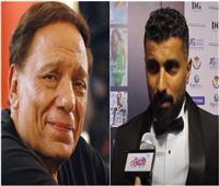 خاص فيديو| محمد سامي: الزعيم فخر لمصر.. وأتمنى العمل معه