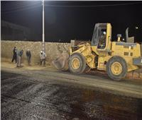 حصاد محافظة أسيوط| 400 مليون لرصف الطرق بالمحافظة