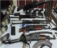ضبط 28 تاجر مخدرات وسلاح في الجيزة