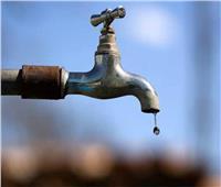 قطع المياه عن ٣ مناطق بالقليوبية.. لهذا السبب