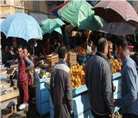 فض «سوق السمك» في بسيون بالغربية منعا لانتشار كورونا