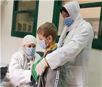 صحة المنيا: علاج 1612 حالة خلال قافلة بقرية أسطال بمركز سمالوط