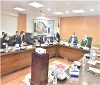 عصام سعد يترأس اجتماع مجلس أمناء جهاز مدينة أسيوط الجديدة
