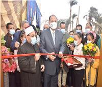 محافظ أسيوط يفتتح مسجدين وسط الإجراءات الاحترازية للوقاية من كورونا
