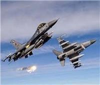 طائرات حربية تركية تشن غارات على قرى عراقية