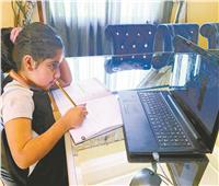 التعليم عن بُعد أهم المكاسب.. ونجاح كبير فى إنهاء العام الدراسي